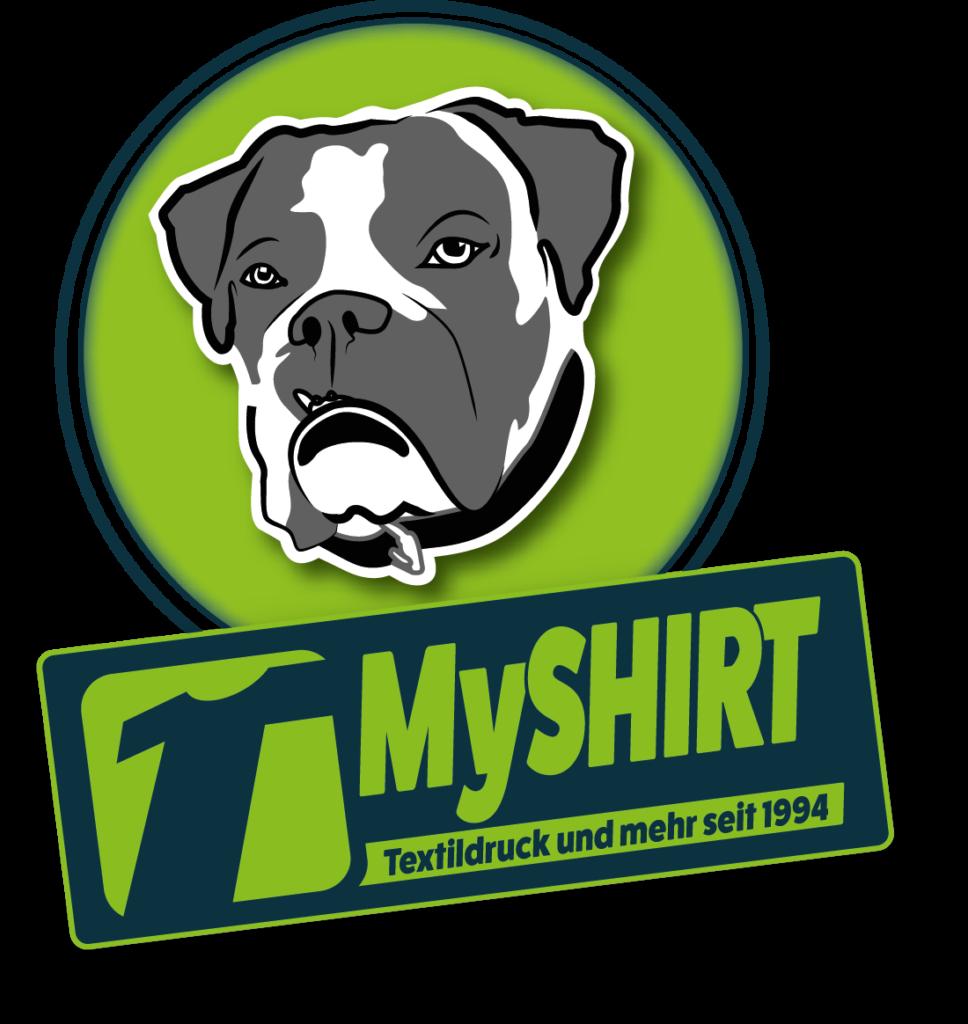 Myshirt-Hund