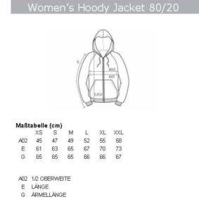 Woman_Hoody_Jacket_Groessen