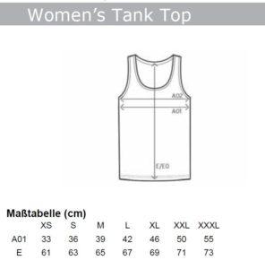 Tanktop_Damen_Masstabelle