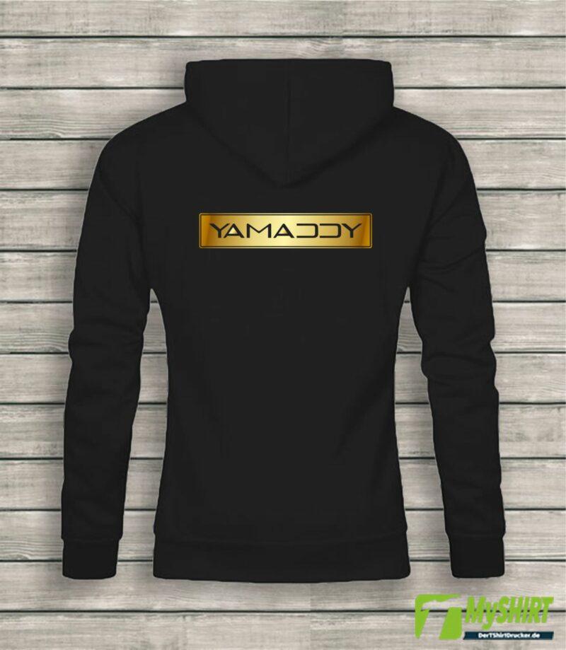 Hoody Yamaddy hinten 1
