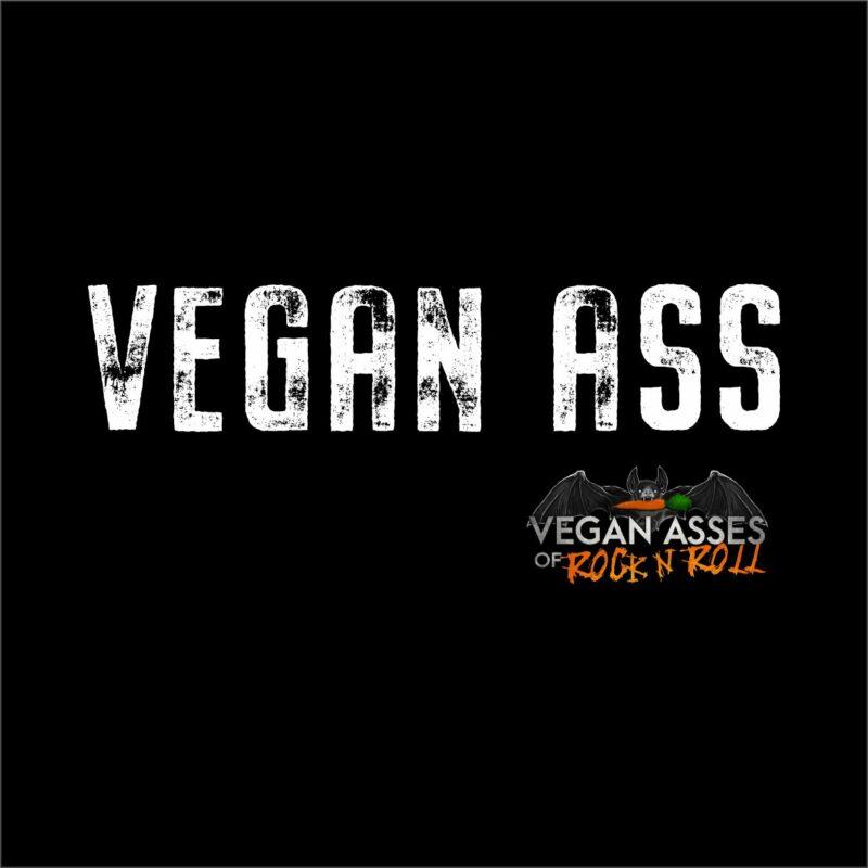 vegan ass