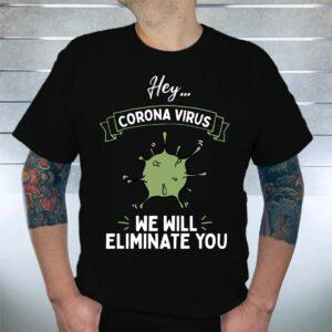 Corona Hey eliminate