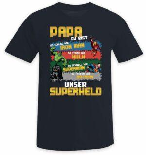 Papa - Du bist unser Superheld