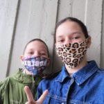 Gesichtsmaske Kunden Beispiele