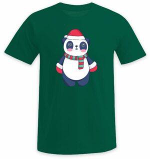 Der Weihnachts - Panda