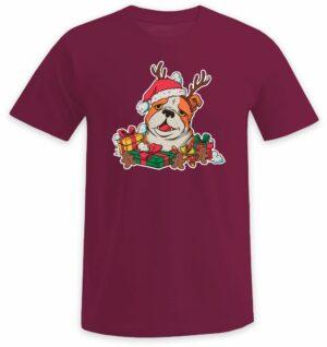 Die Weihnachts - Bulldoge