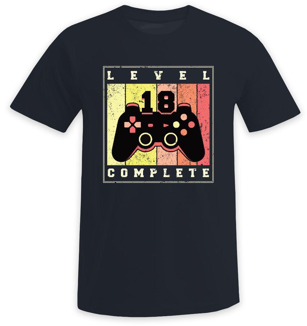 Level 18 complete